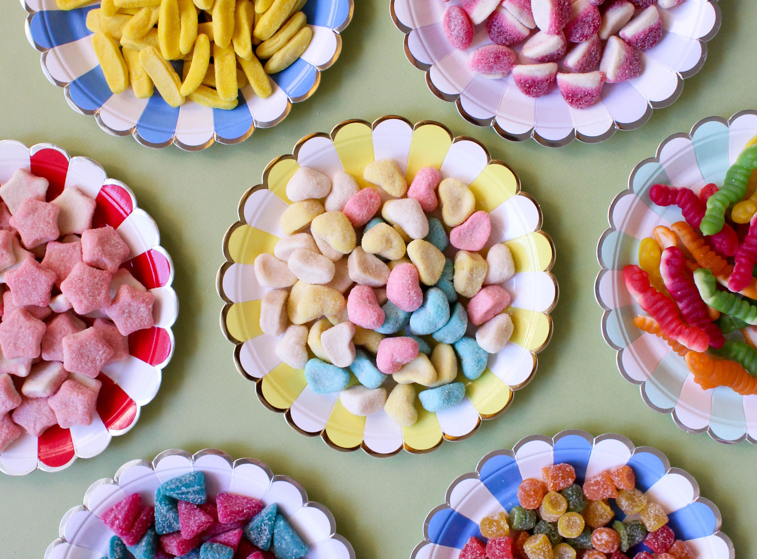 image of tuck shop sweets
