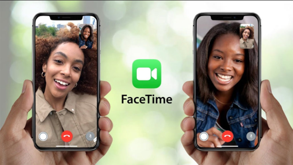 Stay connected to friends and families with FaceTime